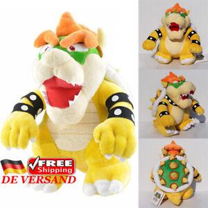 Weihnacht-Geschenk-Super-Mario-Bowser-Plueschtier-Stofftier-Spielzeug-Kuscheltier