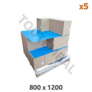 Plaque Plastique Alvéolaire 450 G/m² 3 Mm Intercalaire 1200 X 800 Mm (par 5) Bon GoûT
