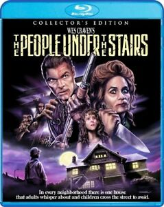 The-People-Under-the-Stairs-New-Blu-ray-Collector-039-s-Ed-Widescreen