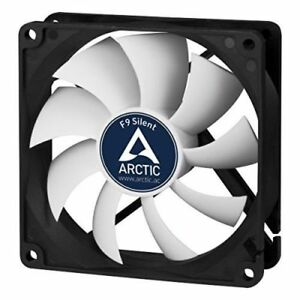 Details about Arctic F9 Silent (92mm) 3-Pin Case Fan with Standard Case