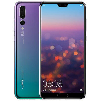 Huawei P20 Pro CLT-L29 Dual LTE 6GB RAM 128GB Twilight Stock in EU