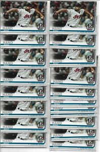 2019-Topps-Update-Series-Brad-Hand-23-Card-Bulk-All-Star-Lot-Indians-US65