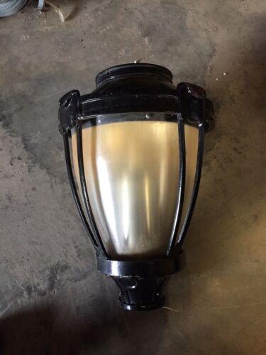 "Vintage Old Street Light Huge 26/"" Tall  /""Antique Outdoor Lights/""  Architectural"