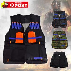 Hot-Sale-Tactical-Vest-Kit-Adjustable-Jacket-for-Nerf-N-strike-Elite-Series-Toy