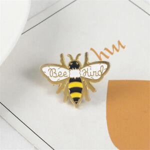 Bee-Kind-Enamel-Pin-Cute-Honey-Bee-Animal-Badge-Brooch-Pins-Party-Jewelry-Gifts