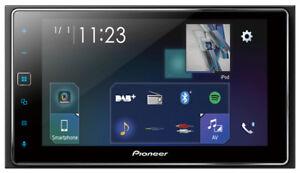PIONEER-SPH-DA130DAB-2-DIN-DAB-CarPlay-Appradio
