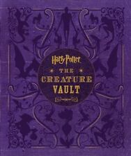 Harry Potter : The Creature Vault by Jody Revenson (2014, Hardcover)