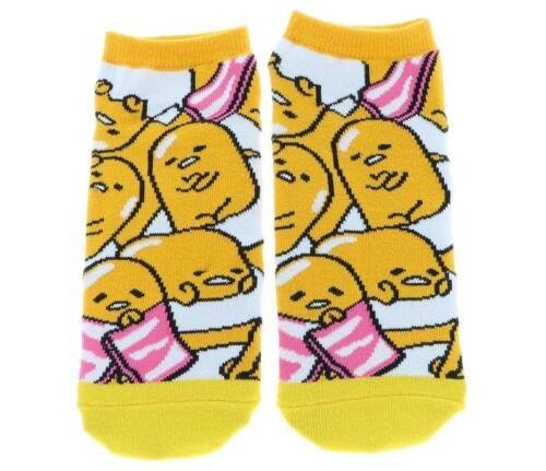 Lazy Egg Socks Teen-Adult Sanrio Gudetama