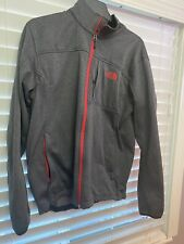 North Face Apex Bionic 2 Mens A2re7-mqh Grey Windproof Soft Shell Jacket Sz 2xl