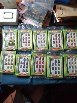 10 Squadre Subbuteo Lw La Leggenda Incellophanate