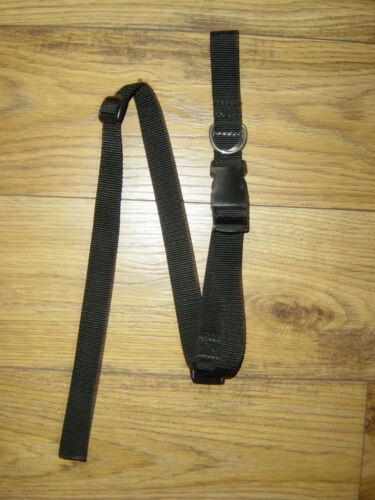 D RING OR SCOOTER RING HEAVY DUTY CROTCH STRAP