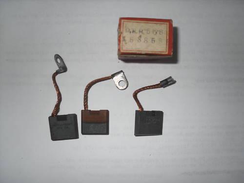 Nos dynamo Brush Set de Soto 1930-1933 UK Gratuit P+P