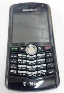 blackberry pearl 8100 black t mobile smartphone for parts only rh ebay com 8100F Sim Card BlackBerry Pearl BlackBerry Pearl 8120