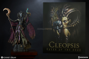 Eater CLEOPSIS Court of the Dead Premium Format Figure Sideshow Original Statue
