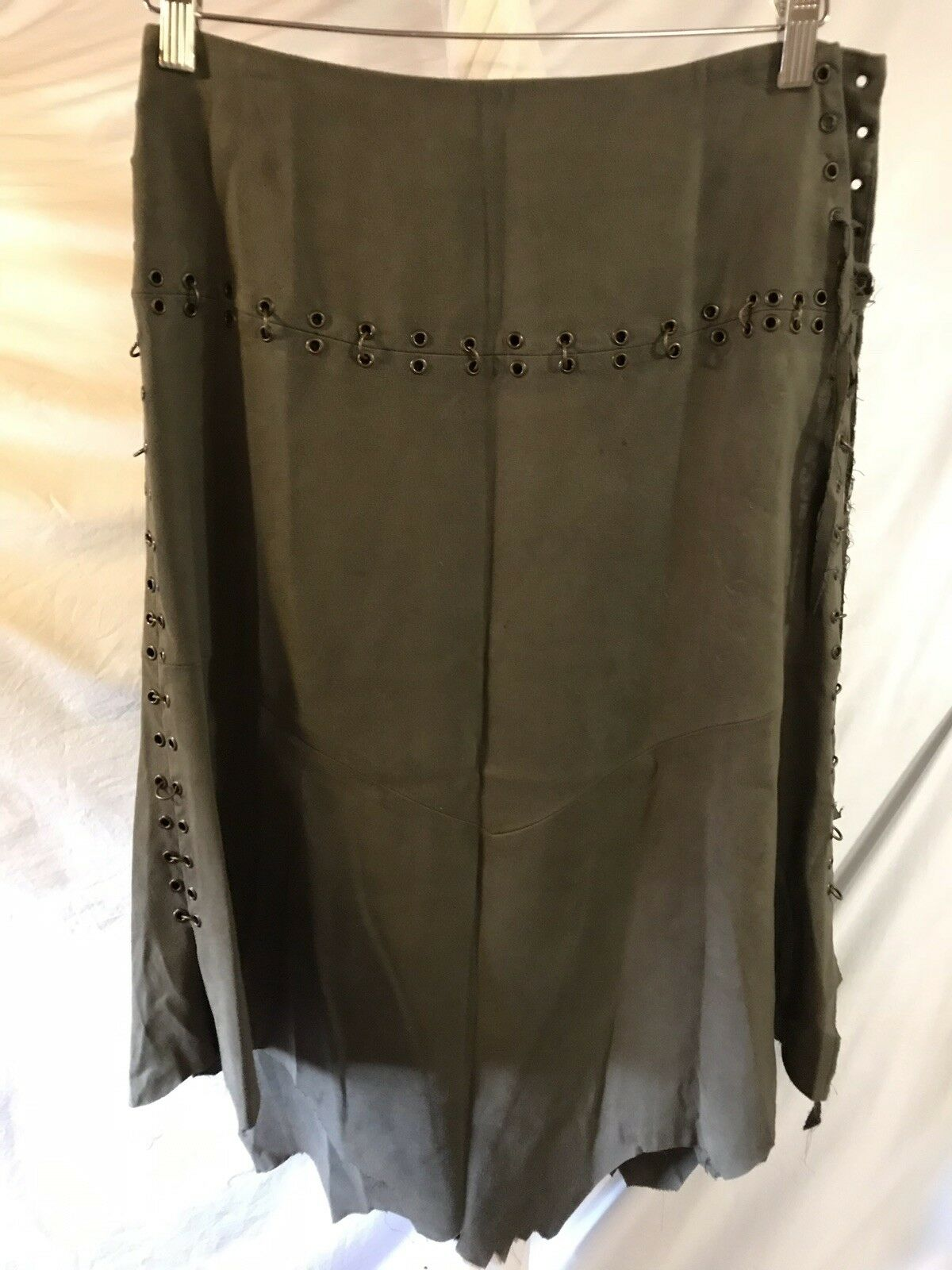 Vintage Serena Kay Paris Woman Skirt Size 1 Made in France