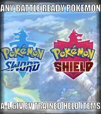 ALL 400 Custom Square Shiny Bundle 6IV Pokemon Sword & Pokemon Shield Best Price