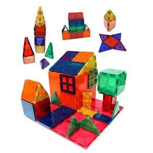 Mag-genius-Magnet-Building-Tiles-Create-Your-Own-Set-w-Individual-Tiles