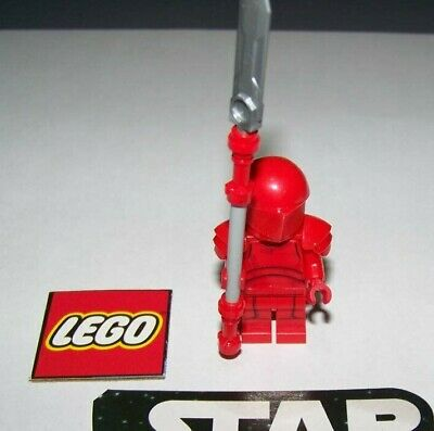 Star Wars 75225 sw989 LEGO minifigure Elite Praetorian Guard -