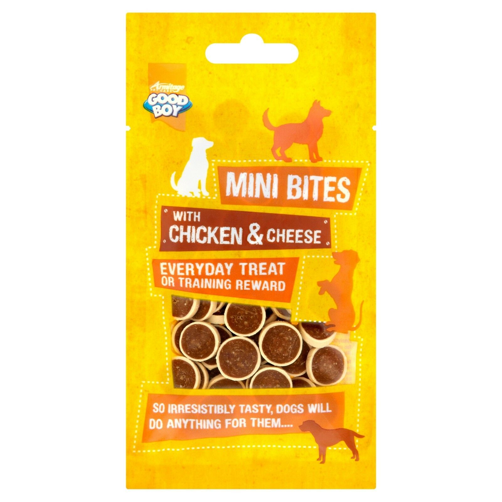 GOOD Boy pawsley pawsley pawsley & Co Carne di Pollo Anatra Tasty per Cani in salute naturale tratta le gomme e245bf