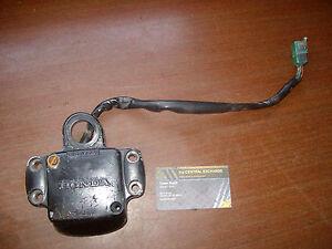 1981 honda cx500c 81 cx500 500 engine wire harness handle