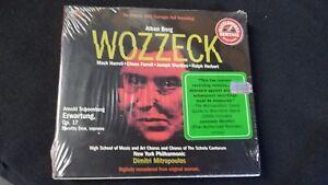 Sellado-Nuevo-Juego-de-2-CD-Alban-Berg-WOZZECK-Harrell-Farrell-jagel-mordino