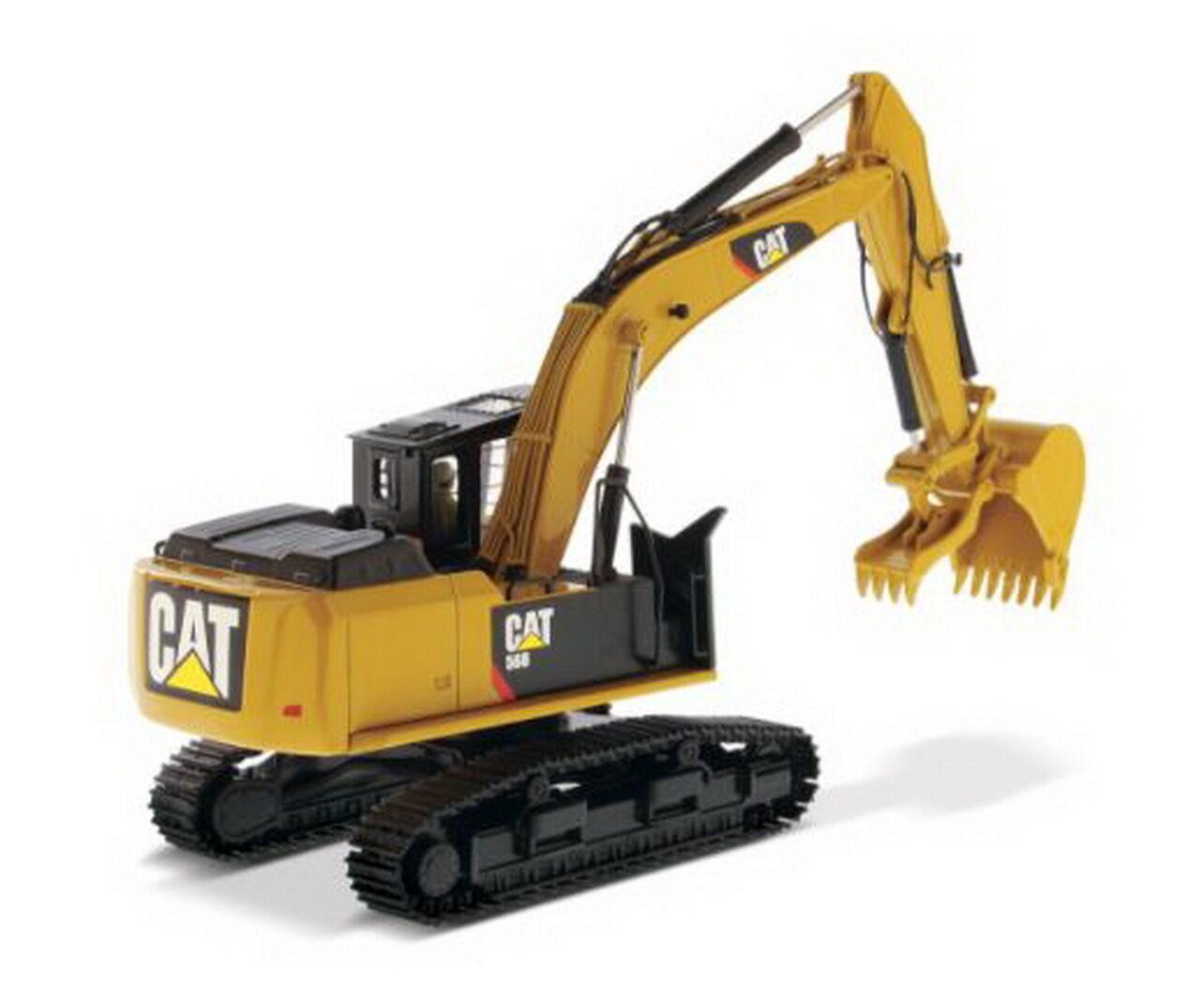 1/50 dm Caterpillar Cat 568 Modelo Diecast configuración constructor de carretera 85923