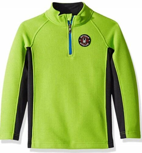 16//18 Boys Size XL Spyder Youth Bandit Half Zip Stryke Jacket Sweater NWT