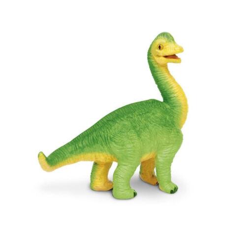 SAFARI Product BRACHIOSAURUS BABY Dinosaur Replica #301229 ~Free Ship//USA w//$25