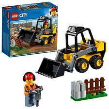 LEGO City Great Vehicles Construction Loader 60219 Building Kit 88 Pcs 2019