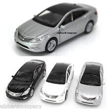 2012+ HYUNDAI AZERA GRANDEUR 5G Diecast Model Mini Car 1:38 Toy