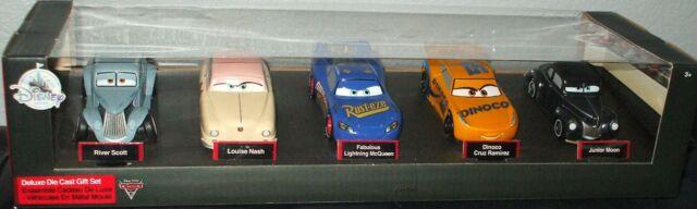 Disney Cars 3 Deluxe Die Cast Gift Set 461024967272