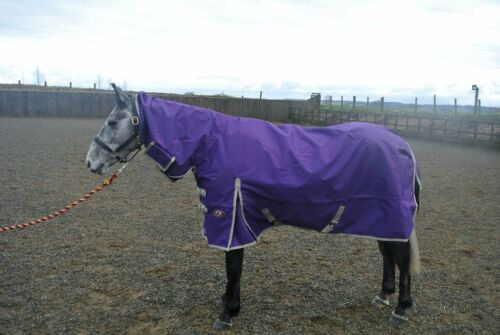 Lightweight No Fill 1200D Teflon Coated Combo Turnout Rug