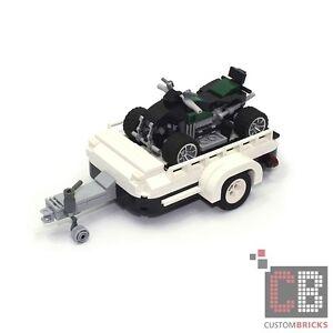Cb Quad modèle sur mesure avec pendentif Lego® Stones Z.b.   Pour 10242 Mini Moc