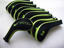 Nike Vapor Golf Club Iron Covers Zipped Headcovers