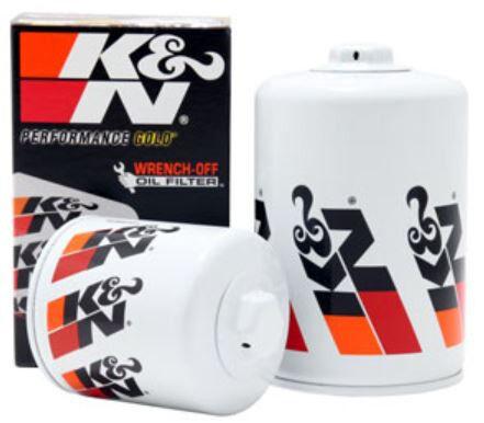 K&N OIL FILTER FORD CLEVELAND & WINDSOR 289 302 351 429 460 Z9 HP-3001