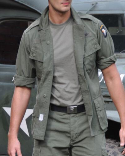 Mil-Tec US Jungle Jacket M64 Vietnam Jacke Freizeitjacke Feldjacke Outdoor S-XXL