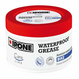 Graisse-IPONE-Waterproof-Grease-aluminium-roulements-articulations-axes-NEUF