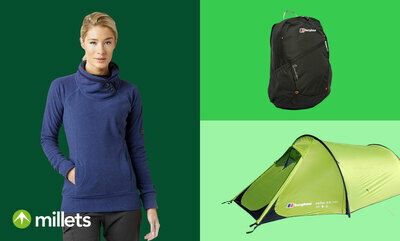Up to 50% Off Berghaus Lines