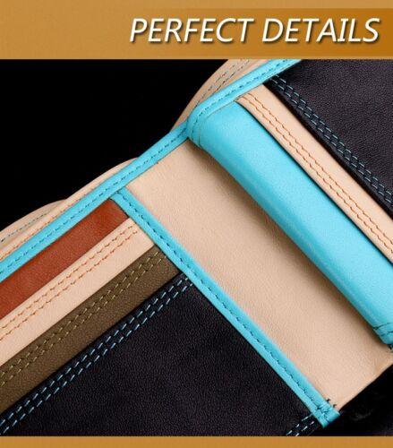 Mansoura Leather Multicolour Wallet
