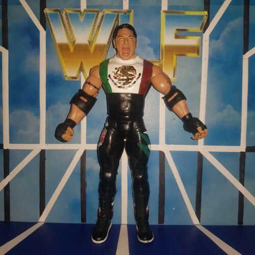 SUPER Crazy-SPIETATO AGGRESSIONE RA-WWE Jakks WRESTLING FIGURE
