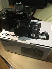 CANON EOS 40D &  CANON LENS  50 mm 1.8,  CASE ETC