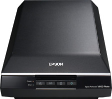 Epson Perfection V600 Home Film and Photo Scanner with ReadyScan LED Technology