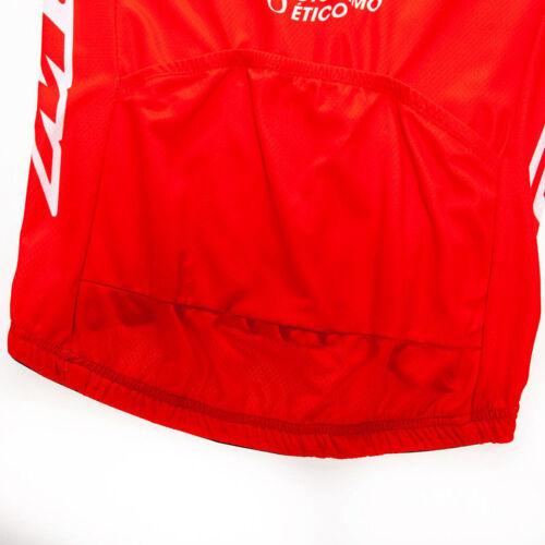 Men Cycling Jersey Bib Short Kit Bicycle Shirt Team Clothes Camiseta de Ciclismo