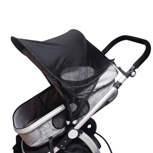 UV Sun Shade Visor Sun  Canopy For Baby Buggy Stroller Pram Pushchair UK
