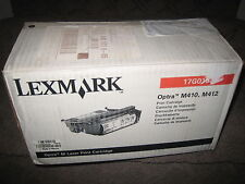 Lexmark 17G0152 High Yield Black Toner Cartridge OEM Genuine Optra M