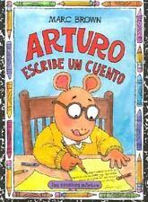 Arturo Escribe Un Cuento  Pb-ExLibrary