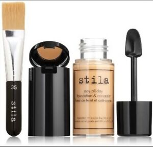 Stila-Stay-All-Day-Liq-Foundation-1-0-oz-Concealer-amp-Brush-Kit-Color-honey-8