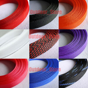 25mm-New-High-Quality-Braided-PET-Expandable-Sleeving-Cable-Wire-Sheath