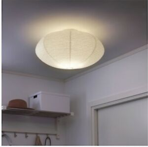 Details About Ikea Ceiling Lamp Light Pleasant Soft Roof