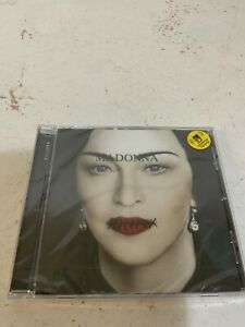 Madame-X-Audio-CD-Madonna-New-Sealed